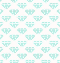 Seamless abstract futuristic crystal background vector