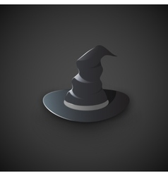 Witchs hat vector
