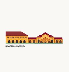 Stanford university vector