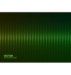 a Green Music Equalizer vector image vector image
