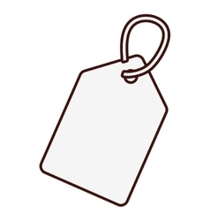 label or tag icon image vector image vector image