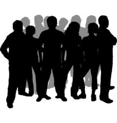friends design vector image vector image