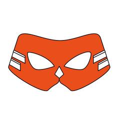 mask ilustration vector image