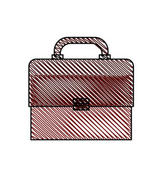 Briefcase business paper image vector