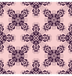 seamless pattern for design vector image