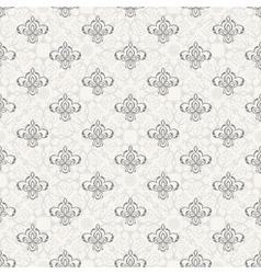 Seamless pattern with art ornament for vector