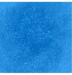 Blue abstract background with lots of bubbles vector