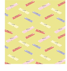 Clip print clip print fashion soft retro vin vector