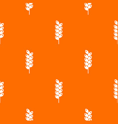 Tight spike pattern seamless vector