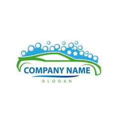 crawash logotype 2 vector image