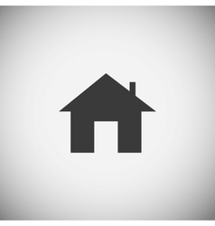 Home application icons vector image vector image