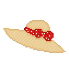 Pixel hat vector