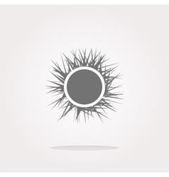sun Icon sun Icon sun Icon Art sun Icon vector image
