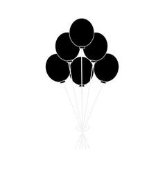 Balloon icon design vector