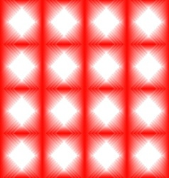 Tiles made of red diamond vector