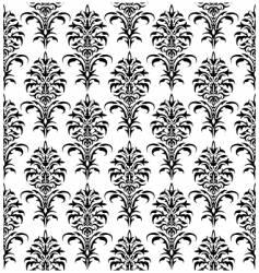 floral ornament texture vector image