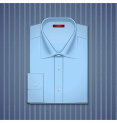 classic shirt vector image vector image