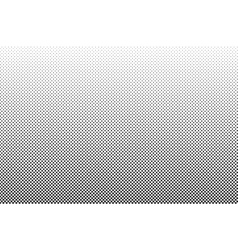 Small dots halftone background Overlay vector image vector image