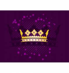 Abstract crown vector