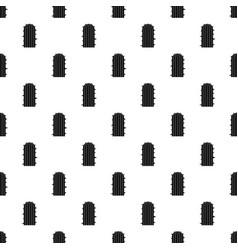 Plant of desert pattern vector