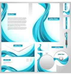 Corporate background vector