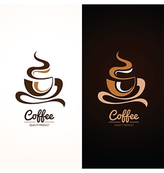 Coffee cup2 vector