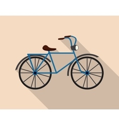 Bike icons design vector image