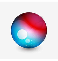 Abstract orb vector