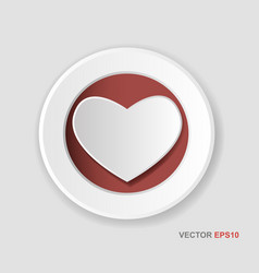 web buttons for design vector image