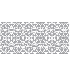Seamless wallpaper monochrome abstract pattern vector