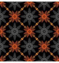 dark cloth vector image vector image