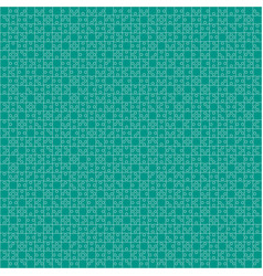 900 teal material design pieces - jigsaw vector