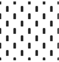 Cereus candicans cactus pattern vector