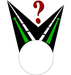 Question mark decision vector