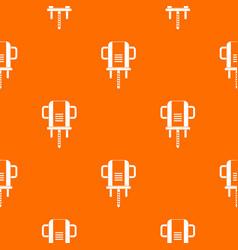 Boer drill pattern seamless vector