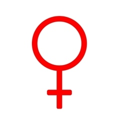 Gender sign mirror of venus 310 vector