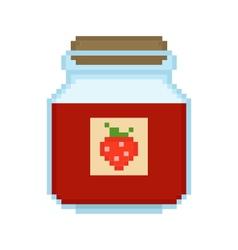 pixel jam vector image