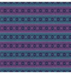 Pattern with blue and violet lines on the dark bac vector