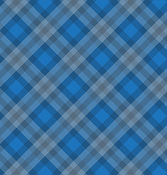 Blue fabric pattern vector