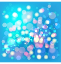 Background bokeh vector