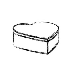 Carton box design vector