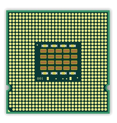 Multi core processor vector