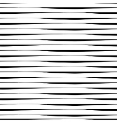 Hand drawn simple lines Seamless pattern vector image