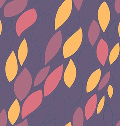 Seamless abstract hand-drawn pattern vector