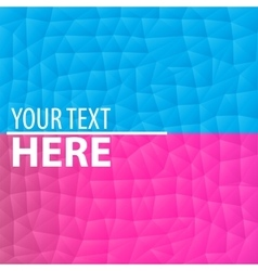 Mosaic Color skin templates vector image vector image