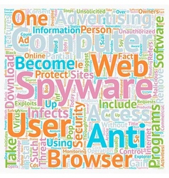 Beware of spyware steps to take to protect your vector