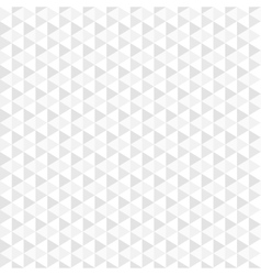 Geometric mosaic background vector image