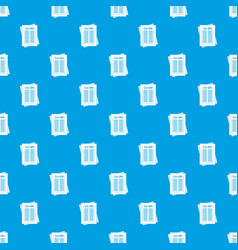 Will pattern seamless blue vector