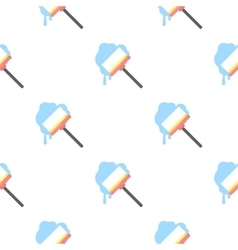 Squeegee cartoon icon for web and vector image vector image