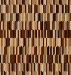 Vertical stripped seamless background in shades of vector image